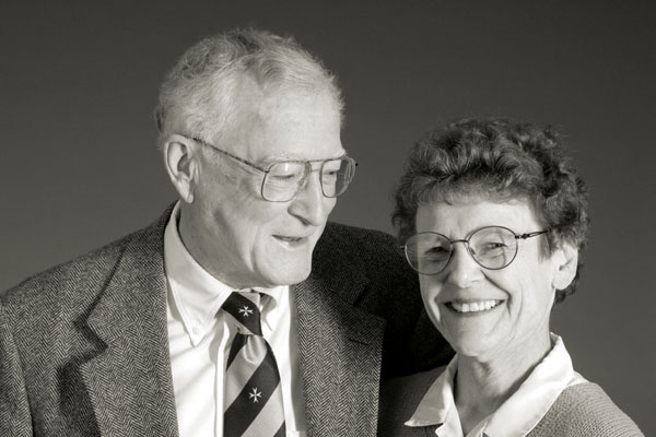 Ted and Cindy Runyon