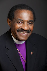Bishop Woodie W. White